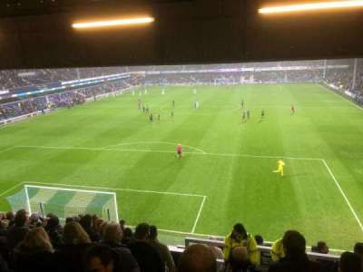 Loftus Road, sección: Y5 - School End (away), fila: N, asiento: 100
