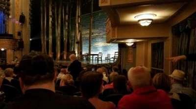 Gerald Schoenfeld Theatre, sección: Orchestra, fila: K, asiento: 26