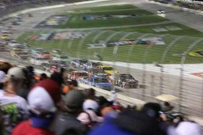 Texas Motor Speedway, sección: 130, fila: 29, asiento: 9