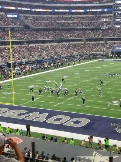 AT&T Stadium, sección: 219, fila: 5, asiento: 25