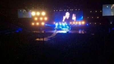 Rupp Arena, sección: 20, fila: J, asiento: 1