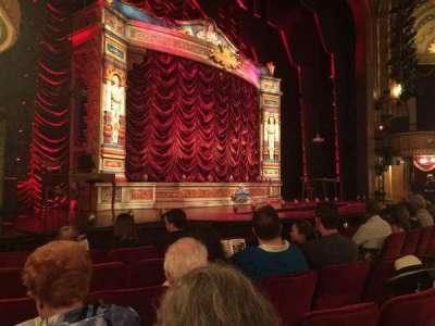 Walter Kerr Theatre, sección: Orch, fila: H, asiento: 13