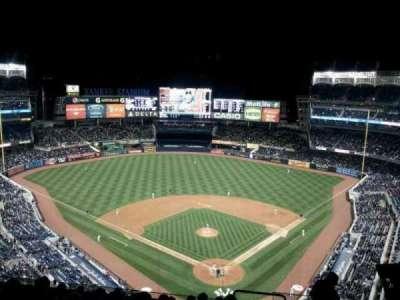 Yankee Stadium, sección: 420c, fila: 10, asiento: 5