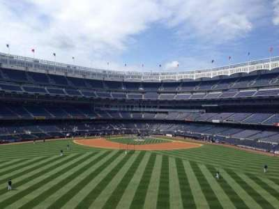 Yankee Stadium sección BES3