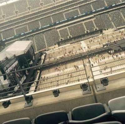 MetLife Stadium, sección: 339, fila: 3, asiento: 14