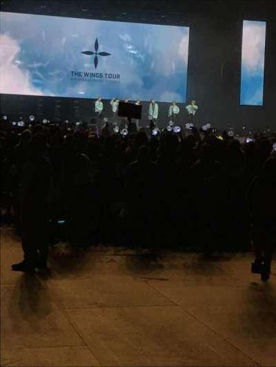 Honda Center, sección: 204, fila: A, asiento: 12