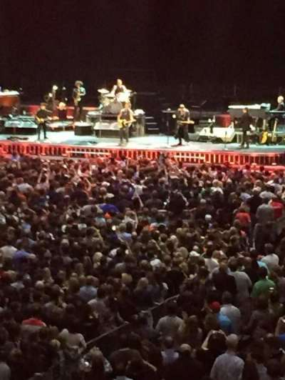 Royal Farms Arena, sección: 224, fila: E, asiento: 14