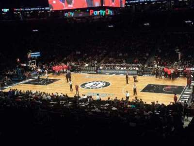 Barclays Center sección 122