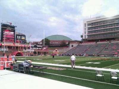 Maryland Stadium, sección: 6, fila: b, asiento: 17