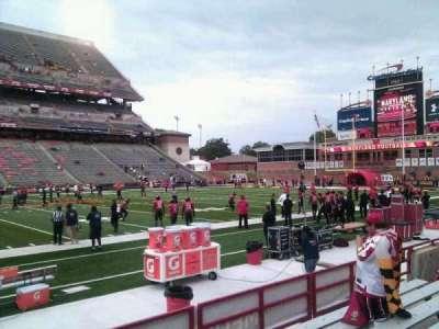 Maryland Stadium, sección: 24, fila: g, asiento: 10