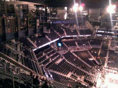 Barclays Center sección 226