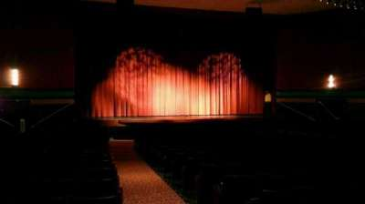 Landis Theater, sección: orchestra left, fila: t, asiento: 1