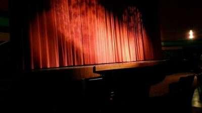 Landis Theater, sección: orchestra left, fila: e, asiento: 17