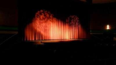 Landis Theater, sección: orchestra left, fila: m, asiento: 17