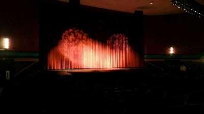 Landis Theater, sección: orchestra left, fila: s, asiento: 17