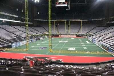 Jacksonville Veterans Memorial Arena, sección: 120, fila: N, asiento: 7