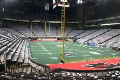 Jacksonville Veterans Memorial Arena, sección: 121, fila: M, asiento: 3