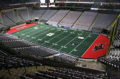 Jacksonville Veterans Memorial Arena, sección: 301, fila: G, asiento: 5