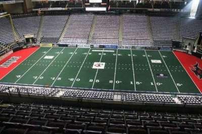 Jacksonville Veterans Memorial Arena, sección: 303, fila: H, asiento: 9