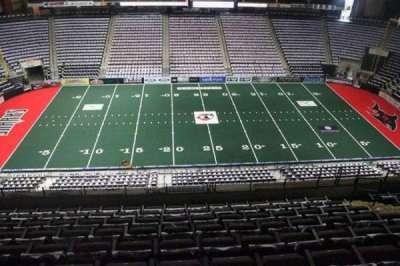 Jacksonville Veterans Memorial Arena, sección: 304, fila: H, asiento: 10