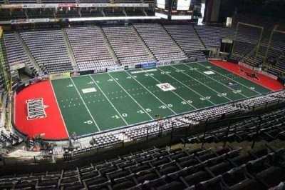 Jacksonville Veterans Memorial Arena, sección: 306, fila: H, asiento: 7