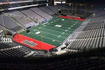 Jacksonville Veterans Memorial Arena, sección: 308, fila: E, asiento: 4