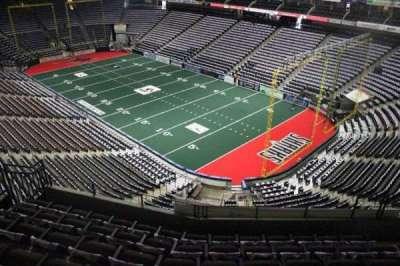 Jacksonville Veterans Memorial Arena, sección: 317, fila: F, asiento: 7
