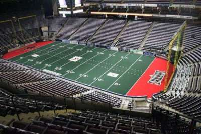 Jacksonville Veterans Memorial Arena, sección: 317, fila: G, asiento: 2