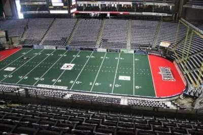Jacksonville Veterans Memorial Arena, sección: 319, fila: G, asiento: 8