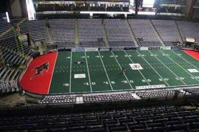 Jacksonville Veterans Memorial Arena, sección: 322, fila: F, asiento: 9