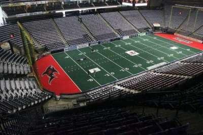 Jacksonville Veterans Memorial Arena, sección: 324, fila: G, asiento: 6