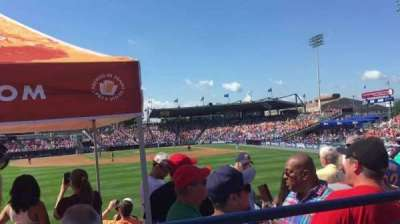 FirstEnergy Stadium (Reading), sección: Coors Light Deck