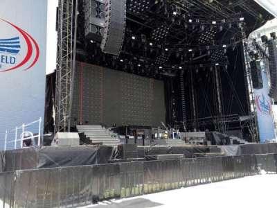 Soldier Field, sección: Pit Left