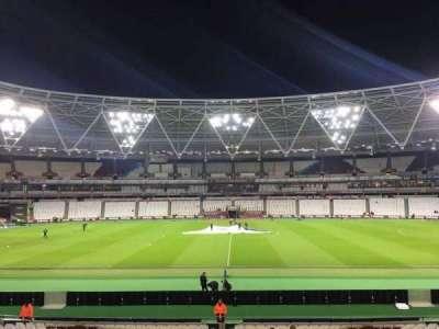London Stadium sección 136
