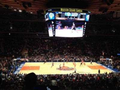 Madison Square Garden Secci N Suite 45 Casa De New York Rangers New York Knicks St John 39 S