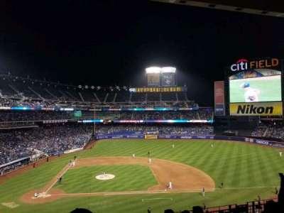 Citi Field, sección: 312, fila: 7, asiento: 3