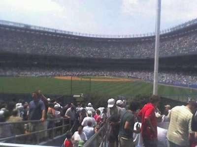 Old Yankee Stadium, sección: 55, fila: F, asiento: 20