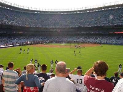 Old Yankee Stadium, sección: 41, fila: KK, asiento: 5