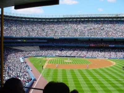 Old Yankee Stadium, sección: 527, fila: C, asiento: 8