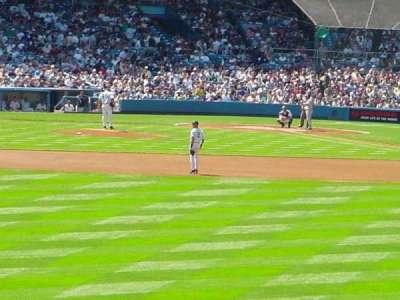 Old Yankee Stadium, sección: 57, fila: F, asiento: 15
