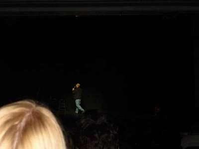 Orpheum Theatre (Boston), sección: 201, fila: 1, asiento: 1