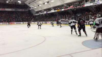 Arena Iamgold, sección: 103, fila: A, asiento: 15