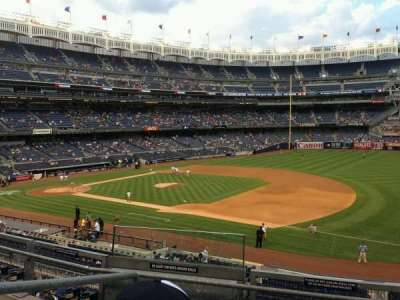 Yankee Stadium sección 213