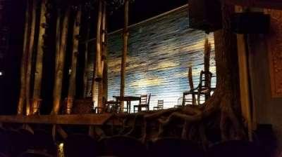 Gerald Schoenfeld Theatre, sección: Orchestra, fila: D, asiento: 10
