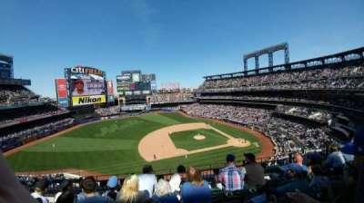 Citi Field, sección: 422, fila: 4, asiento: 16