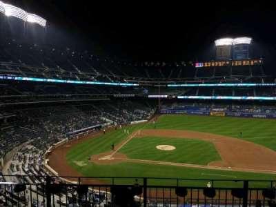 Citi Field, sección: 412, fila: 4, asiento: 7