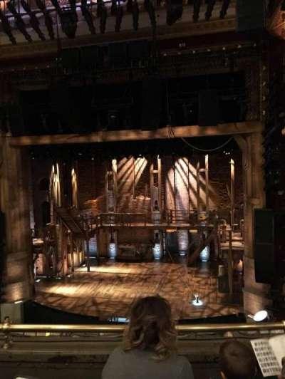 PrivateBank Theatre, sección: Mezzanine RC, fila: C, asiento: 316
