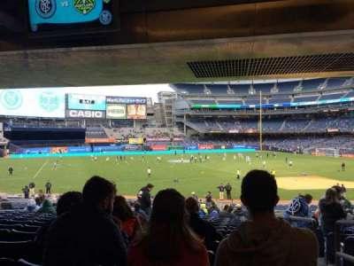 Yankee Stadium sección 127a