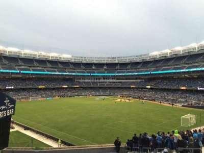 Yankee Stadium sección 239