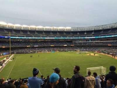 Yankee Stadium sección 237